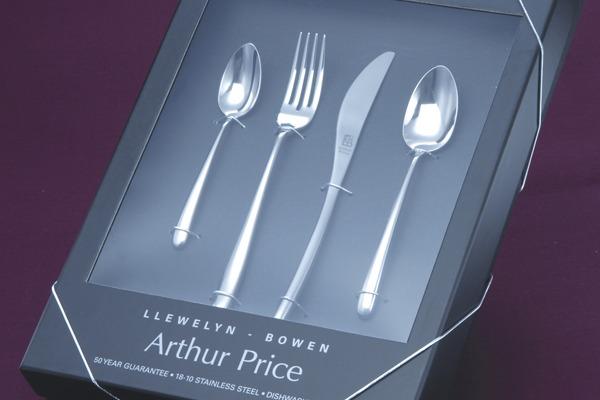 Laurence Llewelyn-Bowen Arthur Price