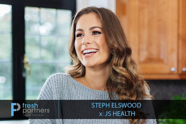 STEPH ELSWOOD x JS HEALTH